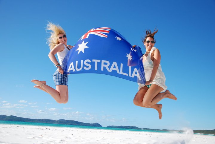 YESCenter_Australia_flag